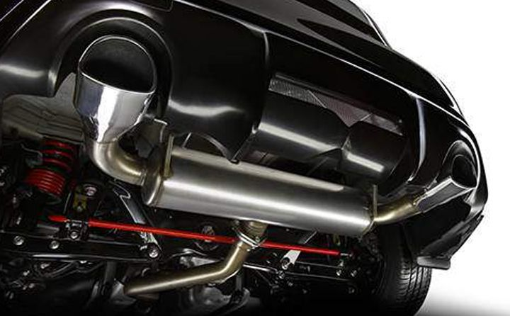 86 TRD Exhaust Promo